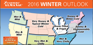 Farmers Almanac Snow Predictions