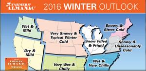 Farmers Almanac Snow Predictions