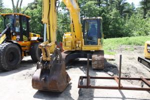 For Sale, 2007 Komatsu PC 138, Excavator