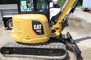 For Sale, Mini Excavator, CAT, Caterpillar, 305 E