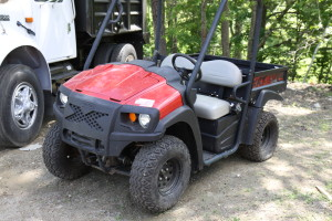 For Sale, Club Car, Utility Cart, 4x4 Utility Cart